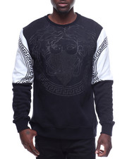 Hudson NYC - BIG SAVAGE CREWNECK SWEATSHIRT