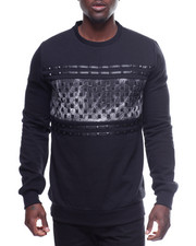 Buyers Picks - Crewneck Sweatshirt Stud Detail-2161441