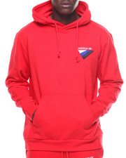 Adidas - Anichkov Hoodie With Kangaroo Pocket
