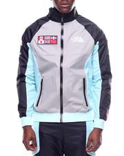 Black Pyramid - Flag zip up jacket