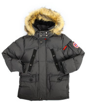 Outerwear - Heavy Parka Jacket (8-20)-2160161
