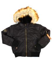Outerwear - Aviator MA-1 Snorkle Jacket (8-20)-2160556