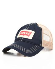 Men - Levis Batwing Mesh Trucker Hat