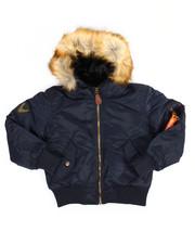 Outerwear - Aviator MA-1 Snorkle Jacket (8-20)-2160629