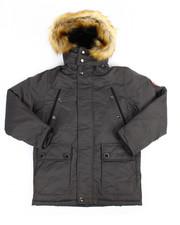 Outerwear - Down Heavy Parka Jacket (8-20)