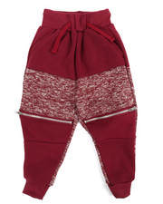 Sizes 2T-4T - Toddler - Sweater Knit Fleece Jogger (2T-4T)