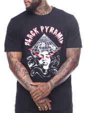 Black Pyramid - MEDUSA DRIP LOGO S/S TEE