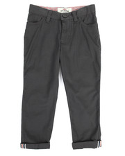 Bottoms - Twill Pants (4-7)