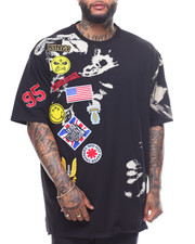 Buyers Picks - S/S Rock Patch Tee (B&T)