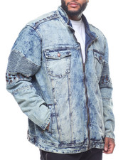 Buyers Picks - Biker Denim Jacket (B&T)