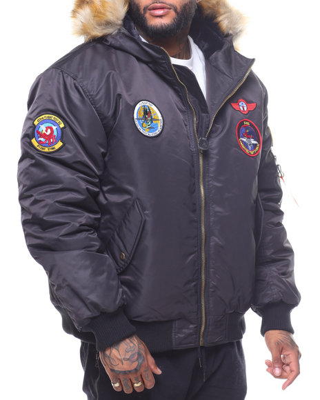 Buyers Picks - MA-1 Snorkle Patch Jacket (B&T)