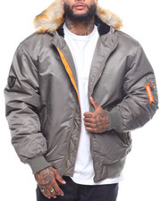 Buyers Picks - Aviator MA-1 Snorkle Jacket (B&T)
