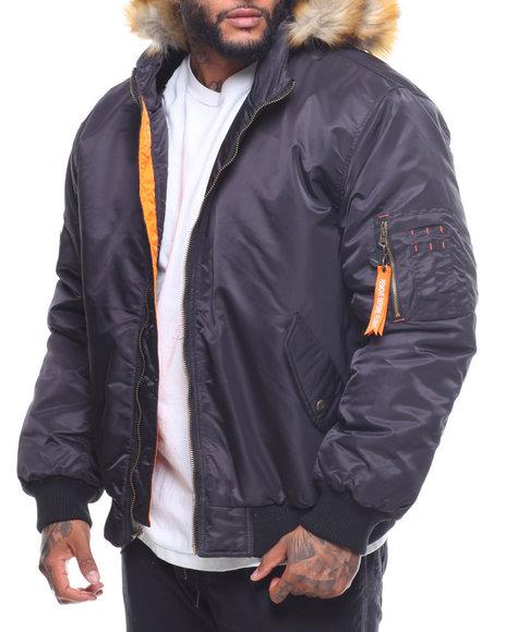 Buyers Picks - Aviator MA-1 Snorkle Jacket (B&T)