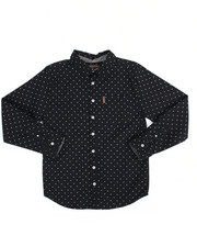 Tops - L/S Woven (8-20)