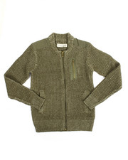 Boys - Full Zip Sweater (8-20)