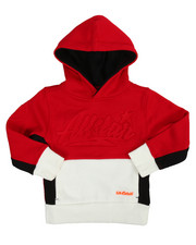 Sizes 2T-4T - Toddler - L/S Fashion Hooded Tee (2T-4T)