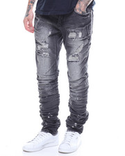 Heritage America - RUCHED LEG JEAN