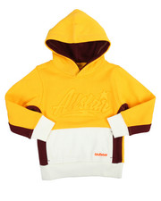 Hoodies - L/S Fashion Hooded Tee (2T-4T)