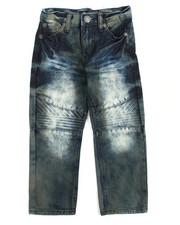 Jeans - Moto Denim Jean (4-7)