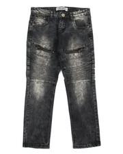Jeans - Moto Zipper Jean (8-20)