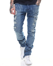 Buyers Picks - DALLAS DISTRESSED JEAN  W ZIP ANKLE BY PREME