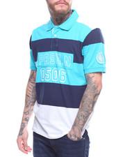 Shirts - COLORBLOCK POLO