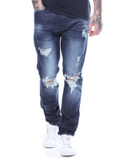 Jeans & Pants - Ripped Knee Jean