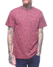 Shirts - BIRDS ALL OVER SS TEE