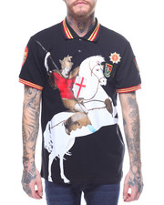 Shirts - Horseman S/S Polo