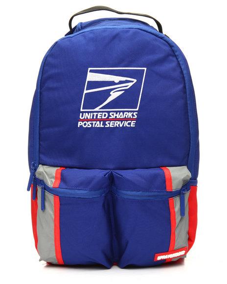 Sprayground - United Sharks Package Service Backpack