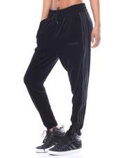 Bottoms - Velvet Tapered Pant