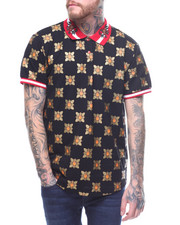 Shirts - Gilded S/S Polo