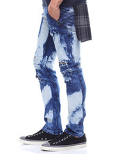 Buyers Picks - SAVAGE DENIM PANT W FLANNEL DETAIL-2162341