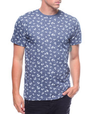 Shirts - ANCHOR ALL OVER SS TEE