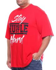 Men - S/S Stay Humble Hard Tee (B&T)