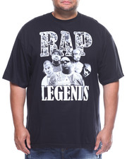 Buyers Picks - S/S Rap Legends Tee (B&T)-2159728
