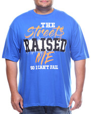 Buyers Picks - S/S Streets Raised Me Tee (B&T)