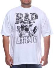 Buyers Picks - S/S Rap Legends Tee (B&T)-2159732