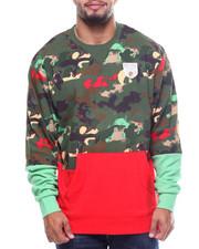 Pullover Sweatshirts - L/S Canyon Crew Neck Sweatshirt (B&T)