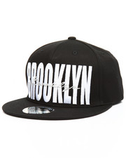Hats - Brooklyn City Snapback
