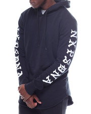 NXP - GAMBINO BASEBALL HOODED SWEATSHIRT