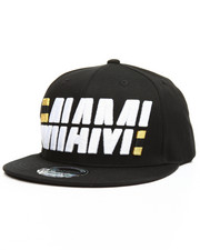 Hats - Splitter City Miami Snapback
