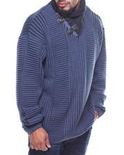 Buyers Picks - Shawl V-neck Sweater (B&T)