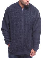 Sweaters - Full Zip Sweater (B&T)