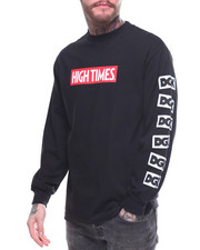 DGK - DGK x High Times Lock Up L/S Tee