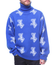 Sweatshirts & Sweaters - JOY LOGO TURTLENECK SWEATER