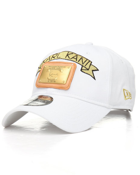 Buy New Era X Karl Kani Dad Hat Men s Hats from Karl Kani. Find Karl ... 1a0c4a2cad4