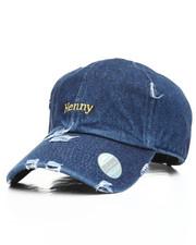 Men - Henny Vintage Distressed Dad Hat