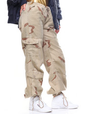 Rothco - Rothco Womens Camo Vintage Paratrooper Fatigue Pants