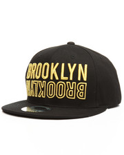 Men - Mirror Script Brooklyn Snapback